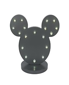 Disney Mickey Mouse Marquee Light