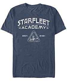 Men's Starfleet Academy Established 2161 Short Sleeve T-Shirt