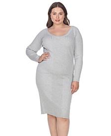 Women's Plus Size Destiny Sweater Dress