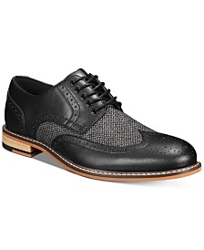 Bar III Men's Fabian Wingtip Oxfords, Created for Macy's