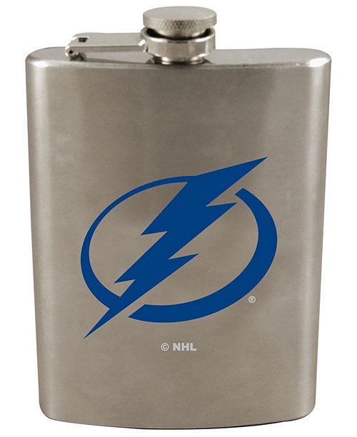 Memory Company Tampa Bay Lightning 8oz Stainless Steel