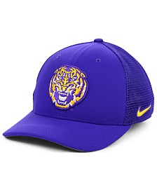 Nike LSU Tigers Aerobill Mesh Cap