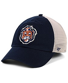 Auburn Tigers Stamper CLOSER Stretch Fitted Cap