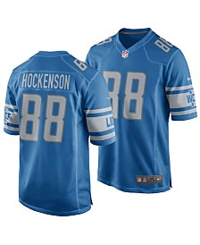 Nike Men's T.J. Hockenson Detroit Lions Game Jersey