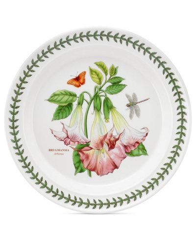 Portmeirion Dinnerware Botanic Garden Salad Plate