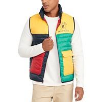 Tommy Hilfiger Men's Dahl Colorblocked Vest