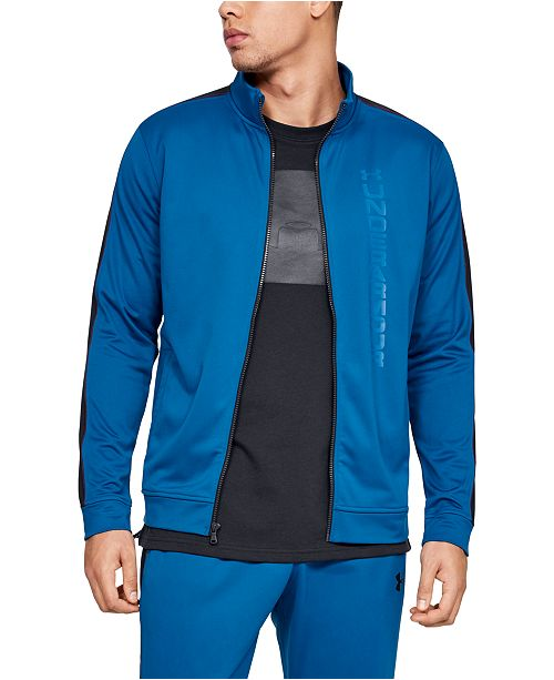 Under Armour Men's Unstoppable Track Jacket
