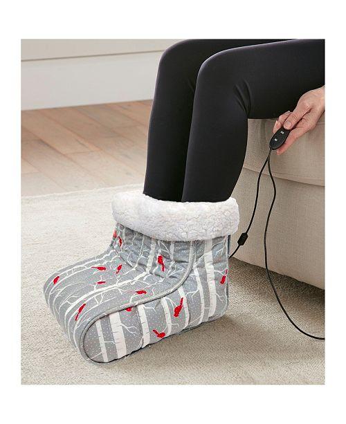 Micro Flannel Electric Footwarmer