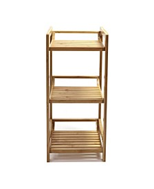 Redmon Bamboo 3 Tier Shelf