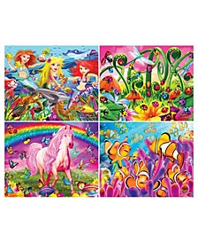Masterpieces Glow in the Dark 4 Pack Puzzles