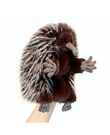 Hansa Echidna Hand Puppet Plush Toy