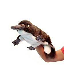 Hansa Platypus Hand Puppet Plush Toy