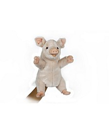 Pig Puppet Peter Plush Toy