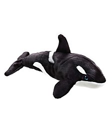Venturelli Lelly National Geographic Killer Whale Plush Toy