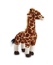 Lelly National Geographic Giraffe Basic Plush Toy