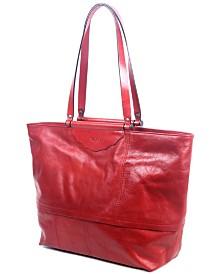 Old Trend Holly Leaf Tote Bag