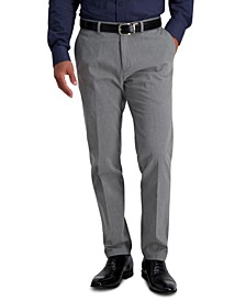 Men's Iron Free Premium Khaki Slim-Straight Fit Pant