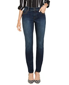 I.N.C. INCEssential Triple-Stitch Skinny Jeans, Created for Macy's