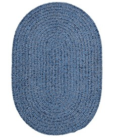 Spring Meadow Petal Blue 2' x 3' Accent Rug