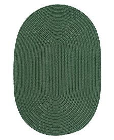 Colonial Mills Boca Raton Myrtle Green 2' x 4' Accent Rug