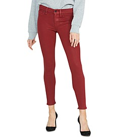 Nico Mid Rise Super Skinny Ankle Jean