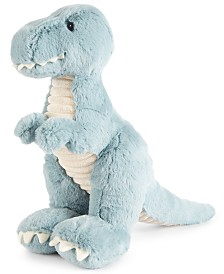 "First Impressions Baby Boys & Girls 13"" Dinosaur Plush Toy, Created for Macy's"