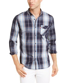 Levi's® Men's Osaka Woven Plaid Shirt