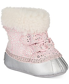 Baby Girls Shearling Cari Booties