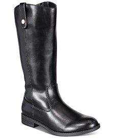 I.N.C. Girls Fawne Riding Boots, Created for Macy's