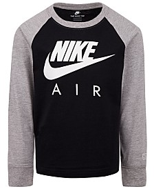 Nike Toddler Boys Air-Print T-Shirt