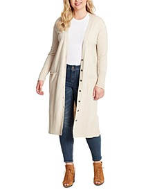 Trendy Plus Size Laela Duster Cardigan