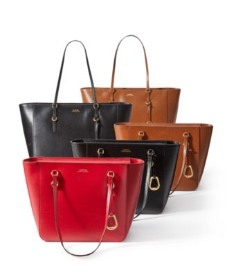 Bennington Leather Tote