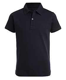 Little Boy Sensory Short Sleeve Polo