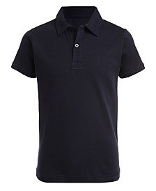 Nautica Big Boy Sensory Short Sleeve Polo