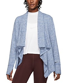 Nike Yoga Draped Cardigan