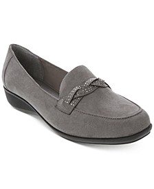 Joonne Wedge Loafers, Created for Macy's