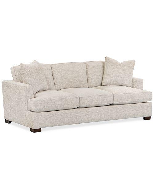 "Furniture Juliam 89"" Fabric Sofa, Created for Macy's"