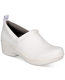 Women's Memory Foam Cavvell Clogs, Created For Macy's