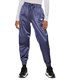 Women's Air Satin Track Pants