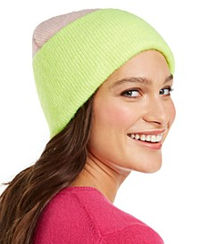 Colorblocked Beanie