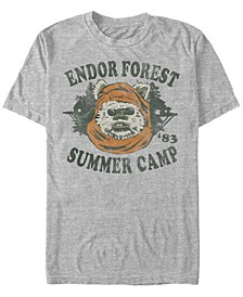 Men's Classic Ewok Summer Camp Short Sleeve T-Shirt