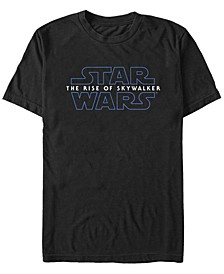 Men's Rise of Skywalker Simple Logo T-shirt