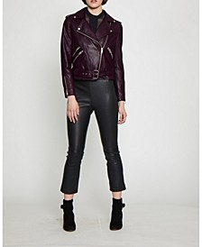 Women's Allison Classic Moto Jacket