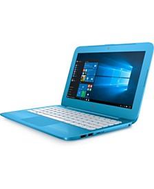 "HP Stream 11.6"" Netbook Celeron N3060 - 4 GB RAM - 32 GB Flash Memory"