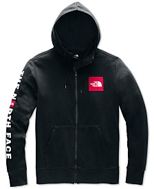 The North Face Men's Patch Zip Hoodie