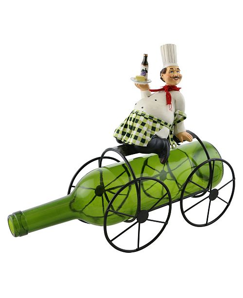 Wine Bodies Chubby Chef Wine Bottle Holder