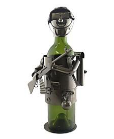 Army Soldier Wine Bottle Holder