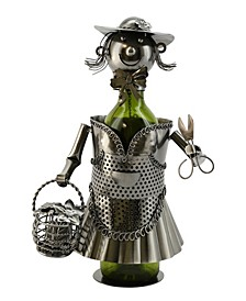 Lady Gardener Bottle Holder
