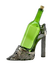 Lady Shoe Wine Bottle Holder