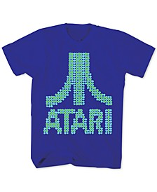 Atari Logo Men's Graphic T-Shirt